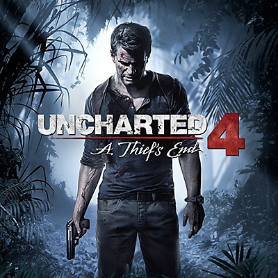 uncharted 4 a thief's end standard edition