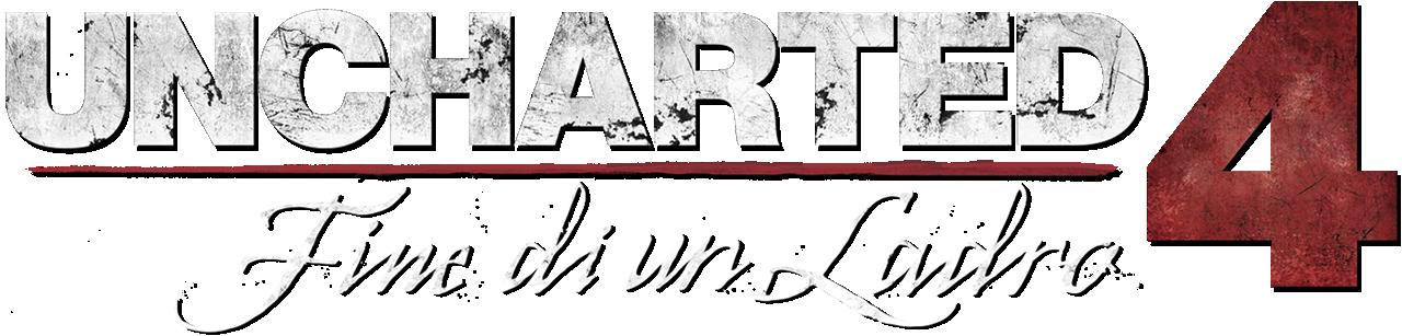 Logo Uncharted 4
