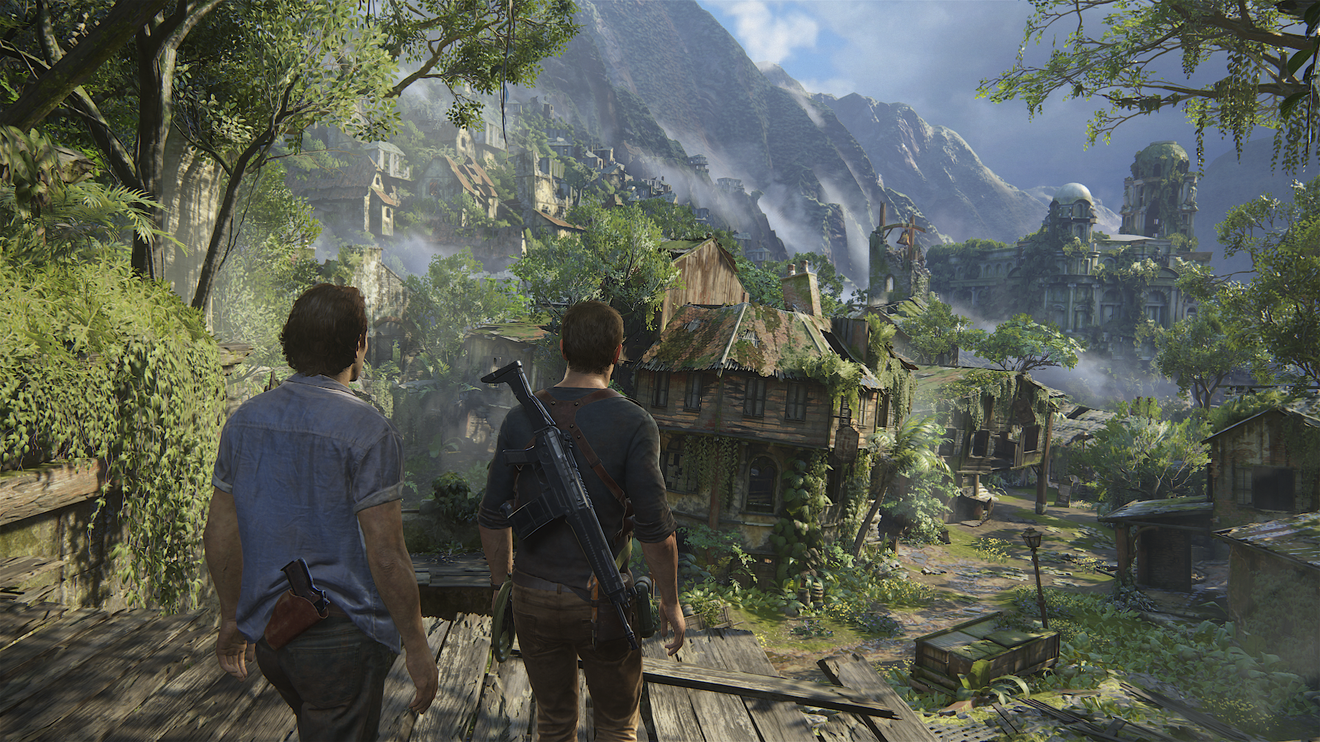 fondo de uncharted the lost legacy