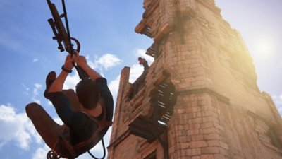 لقطة شاشة من uncharted a thief's end