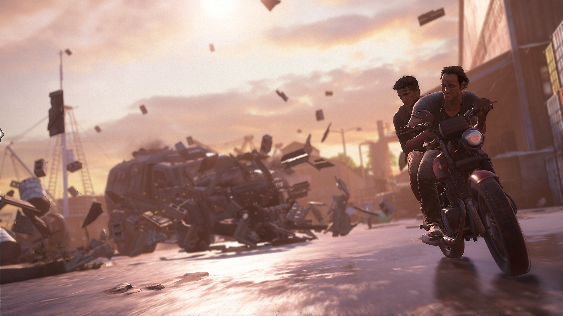 captura de pantalla de uncharted a thief's end