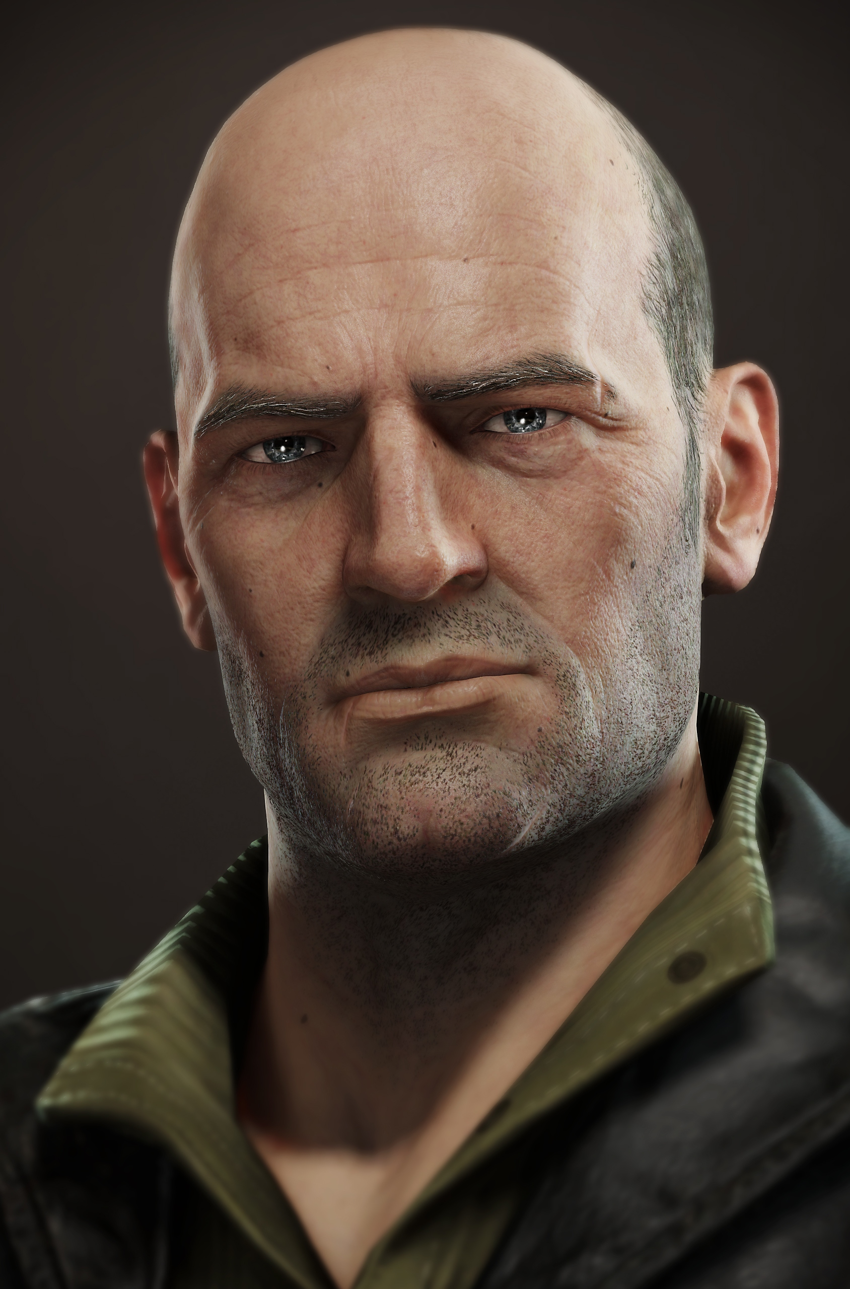 Uncharted Charlie Cutter