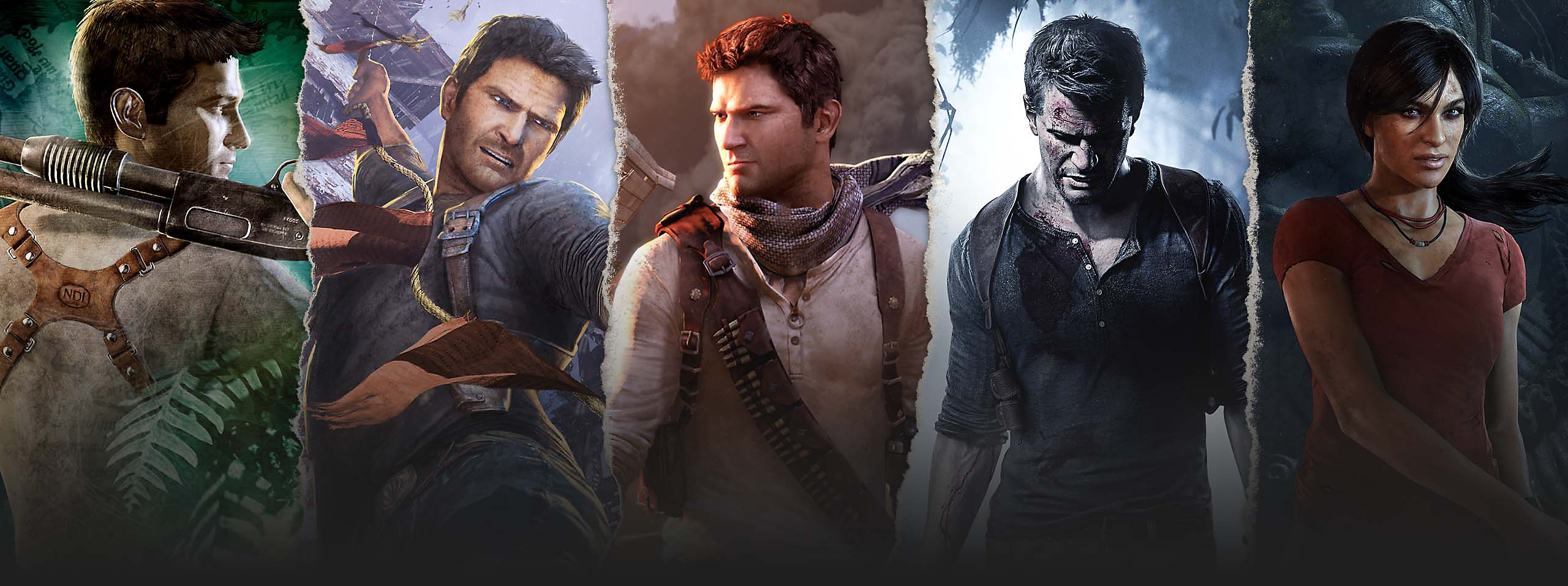 uncharted franchise