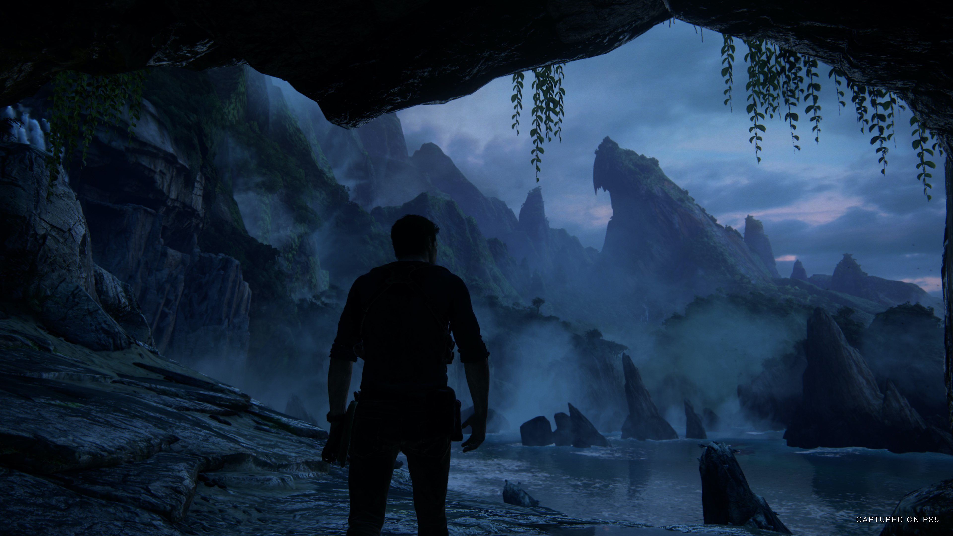 uncharted legacy of thieves snímka obrazovky