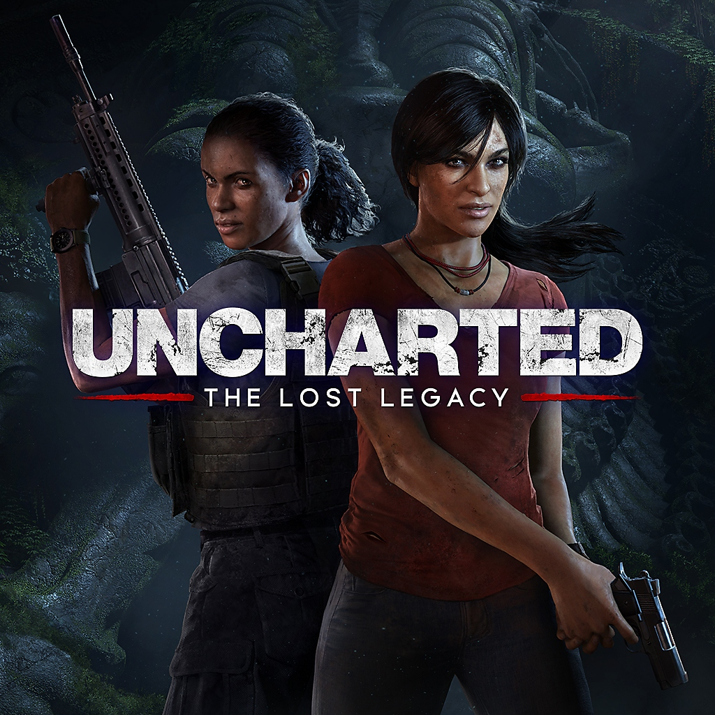uncharted the lost legacy standard edition