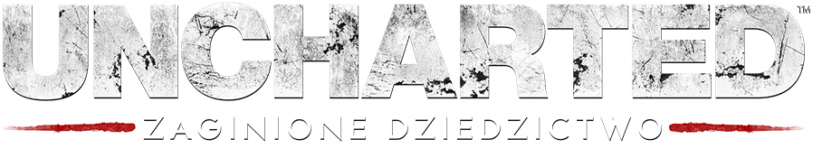 Logo Uncharted Zaginione dziedzictwo
