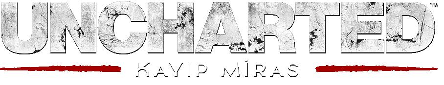 Uncharted Kayıp Miras Logo
