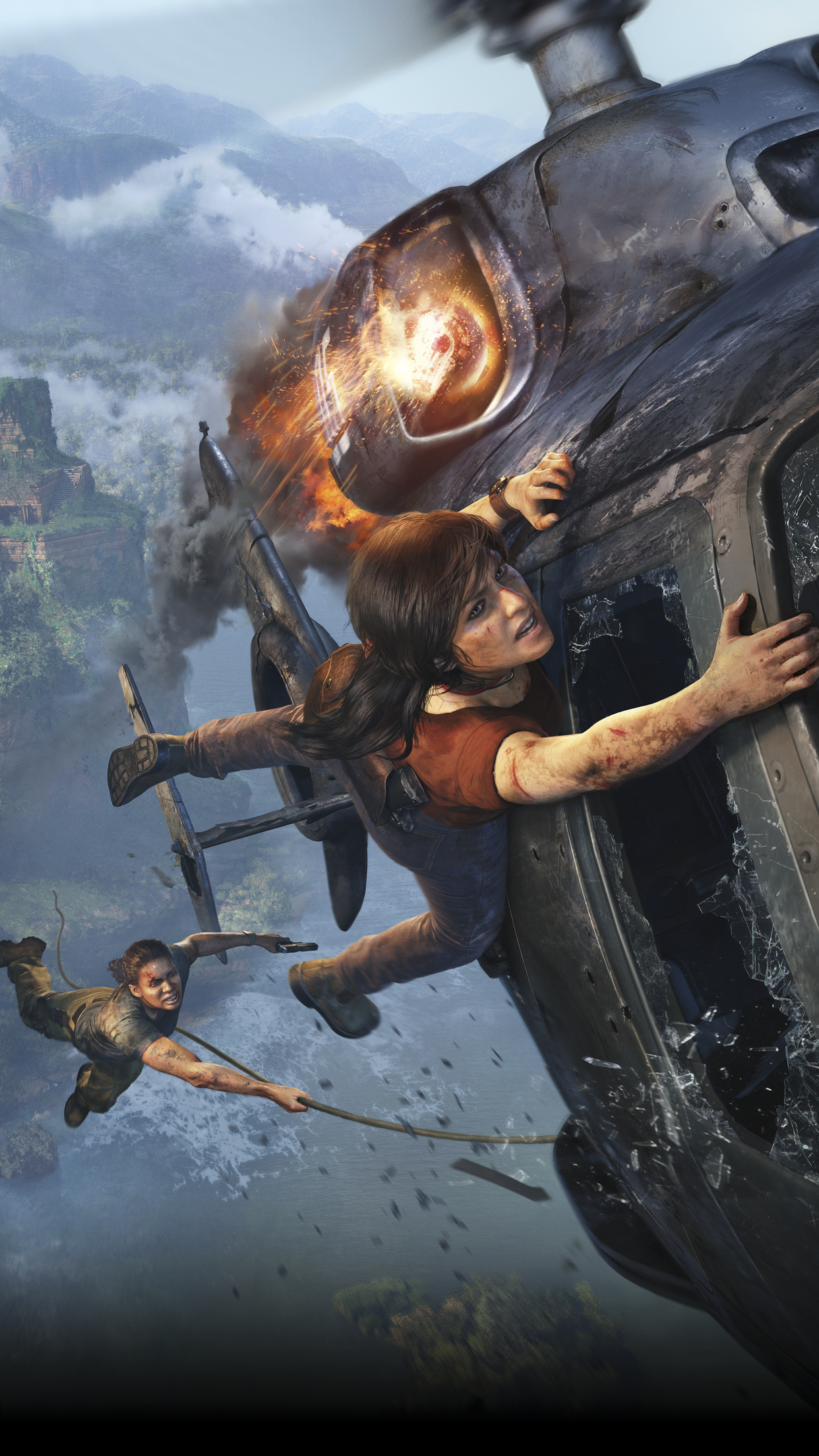 Uncharted: The Last Legacy fondo de pantalla de móvil