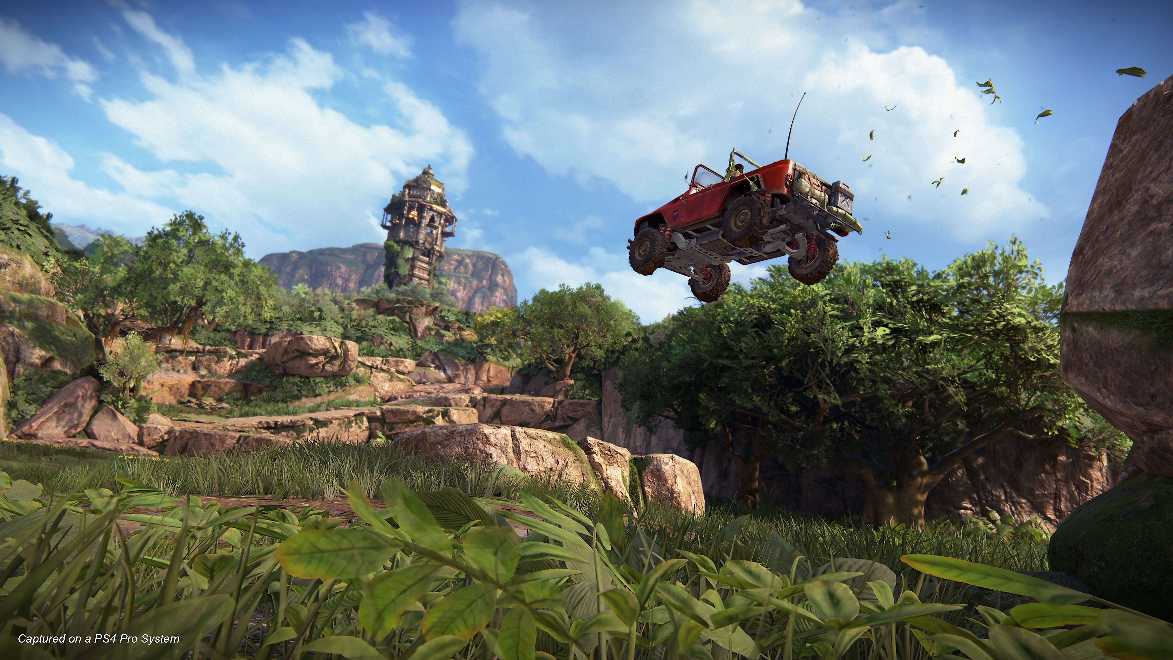 uncharted the lost legacy screenshot