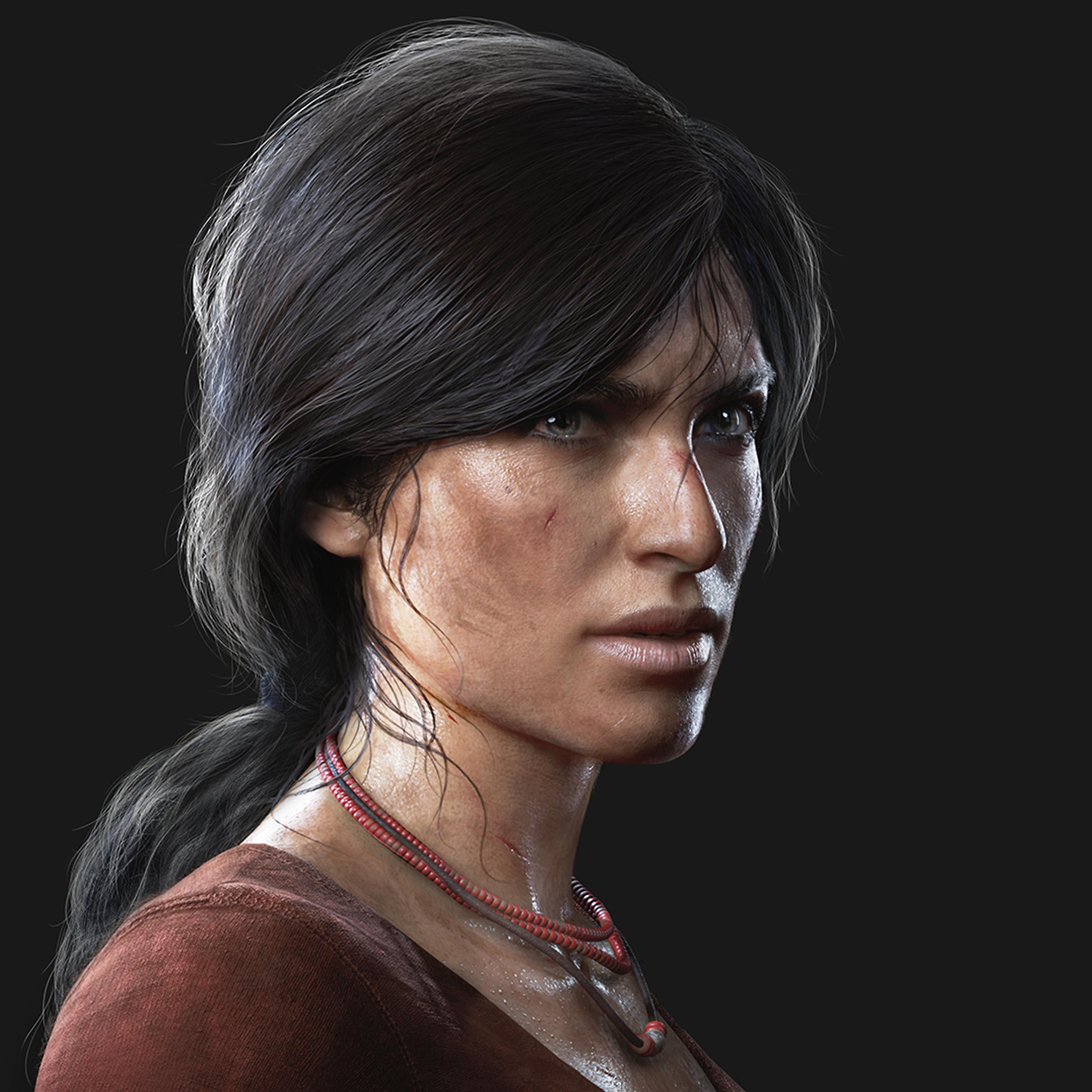 Uncharted: The Last Legacy tablet wallpaper