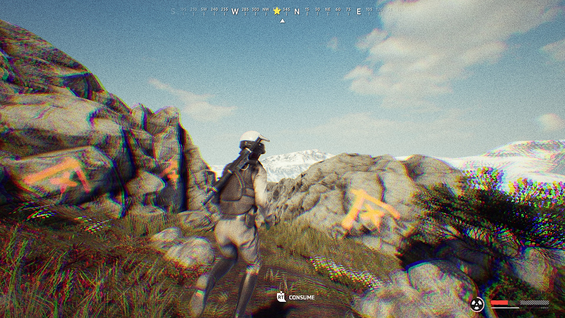 Vigor - Istantanea della schermata di gioco