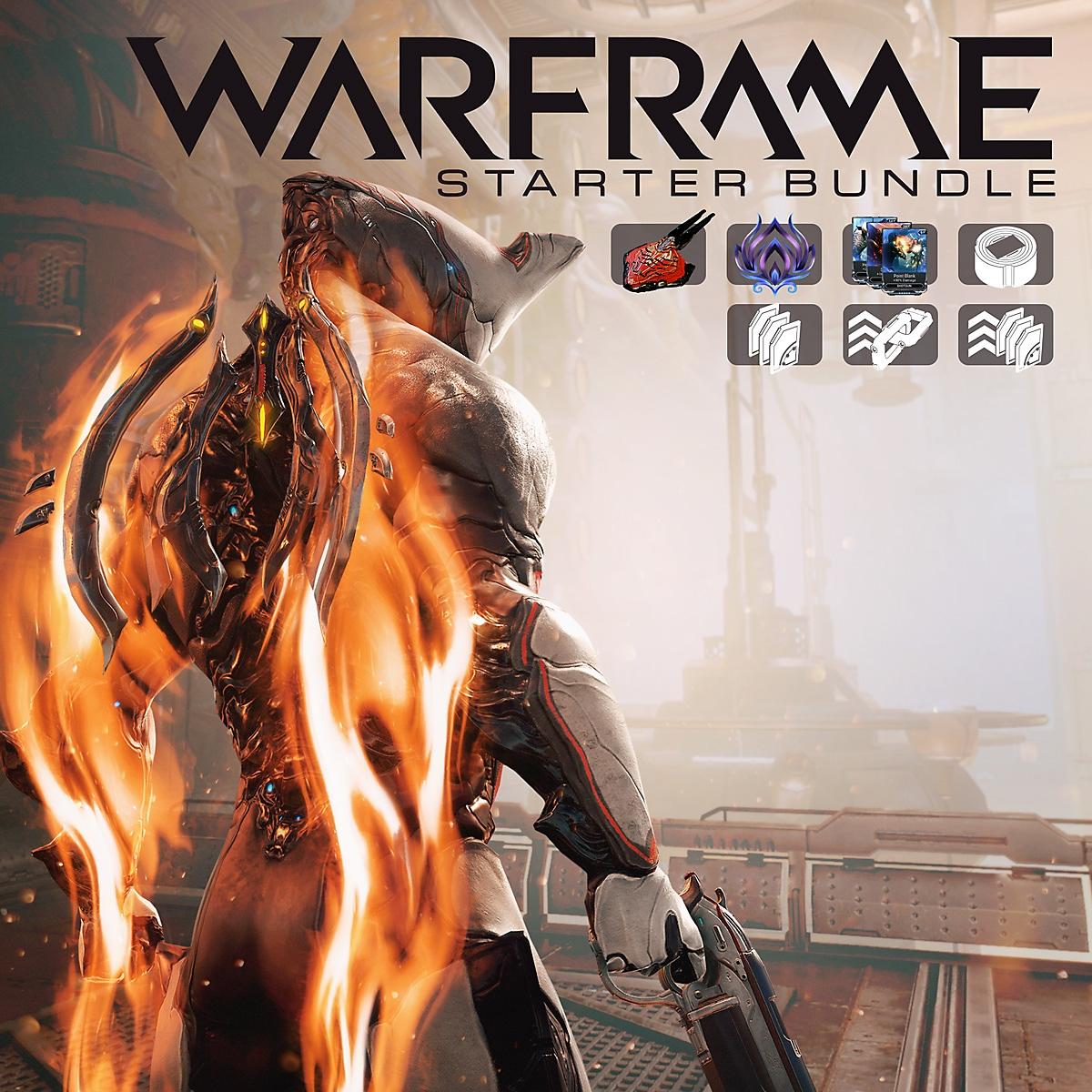 Warframe Play at Home