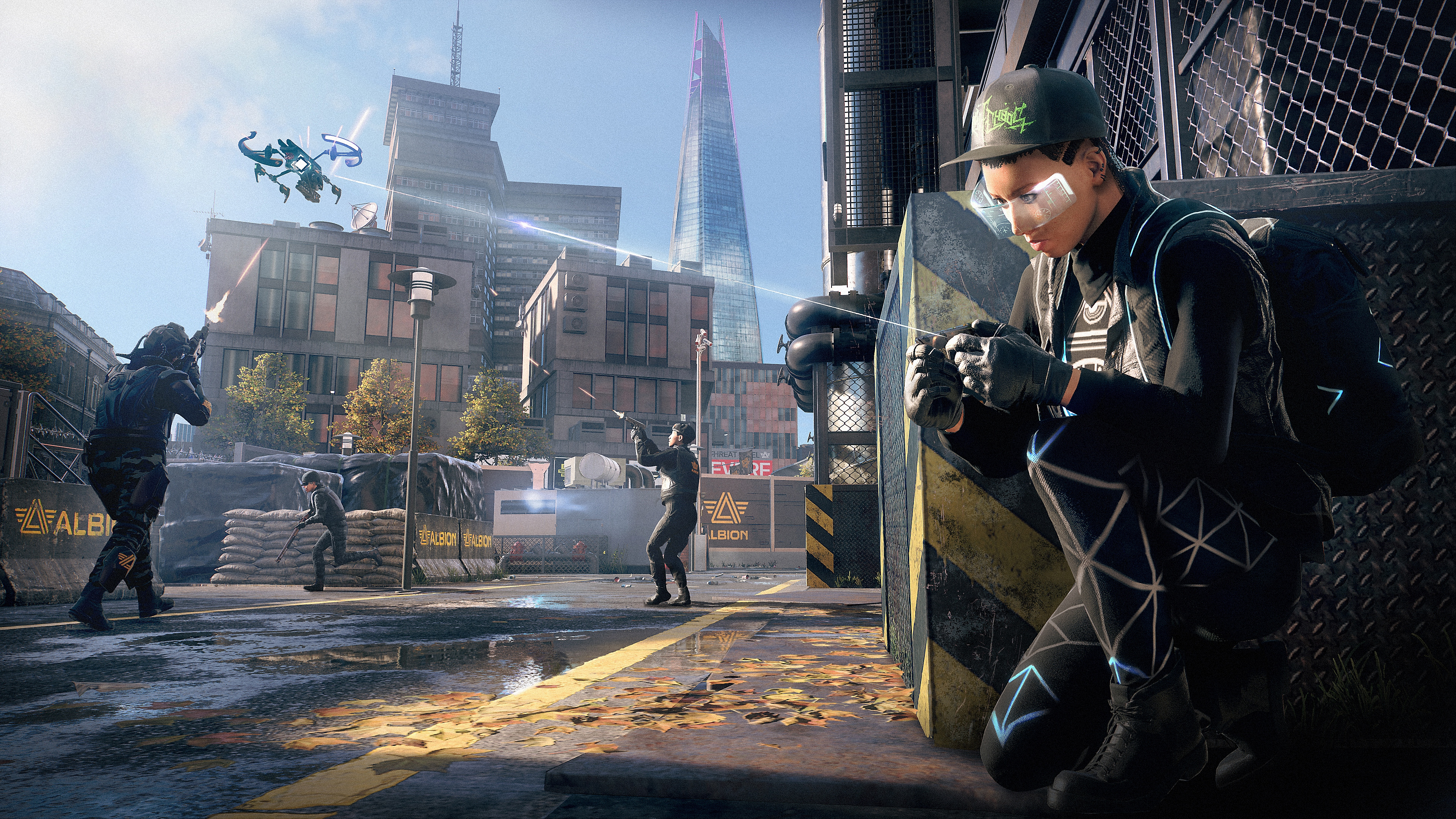 Watch Dogs: Legion - Gallery Screenshot 1