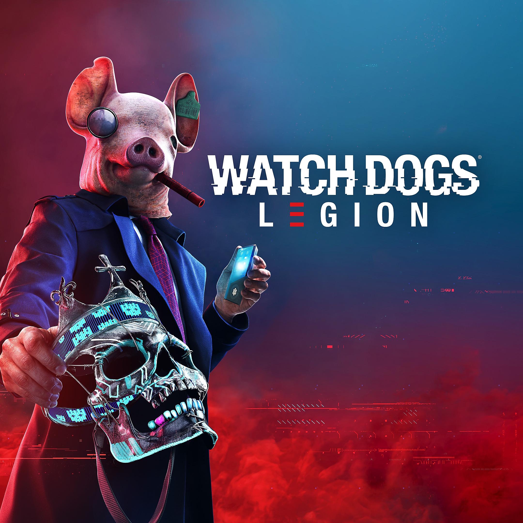 Watch Dogs: Legion - Standard Edition Store Art