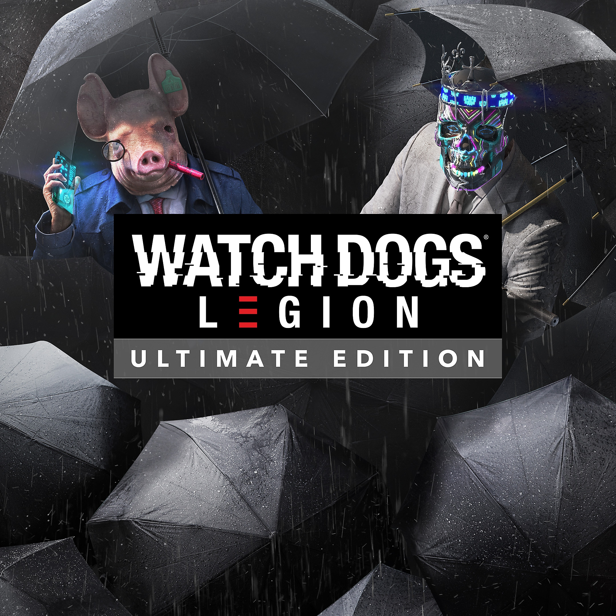 Watch Dogs: Legion - Ultimate Edition Store Art