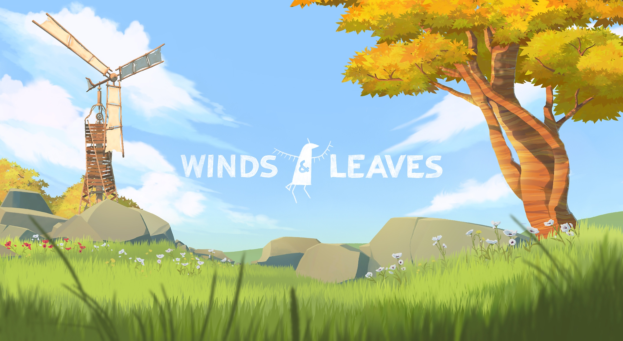 Captura de pantalla de Wind and Leaves