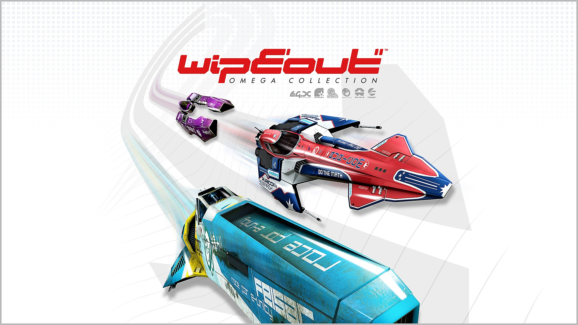 Wipeout Omega Collection - العرض التشويقي