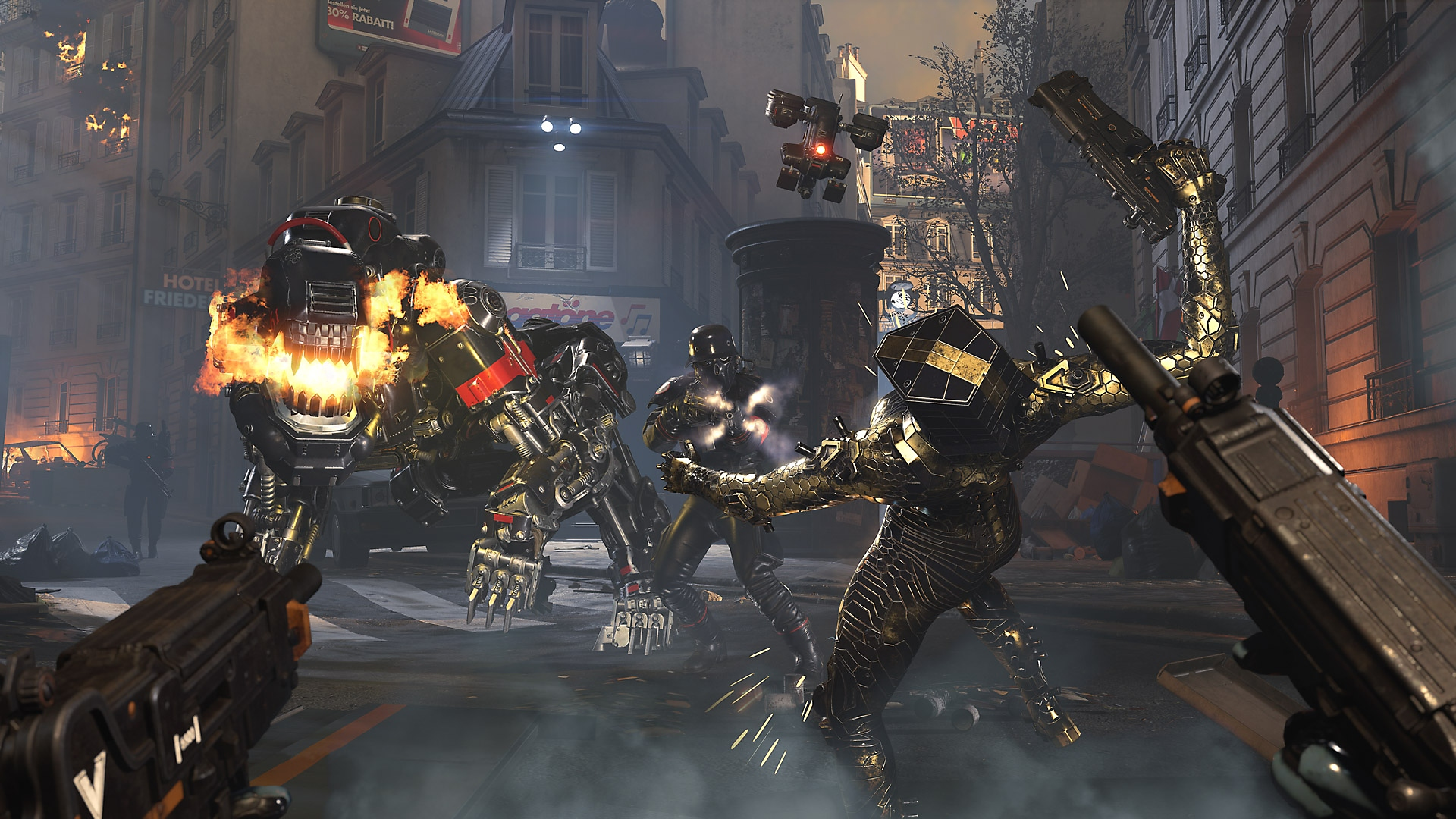 Wolfenstein: Youngblood – Screenshot
