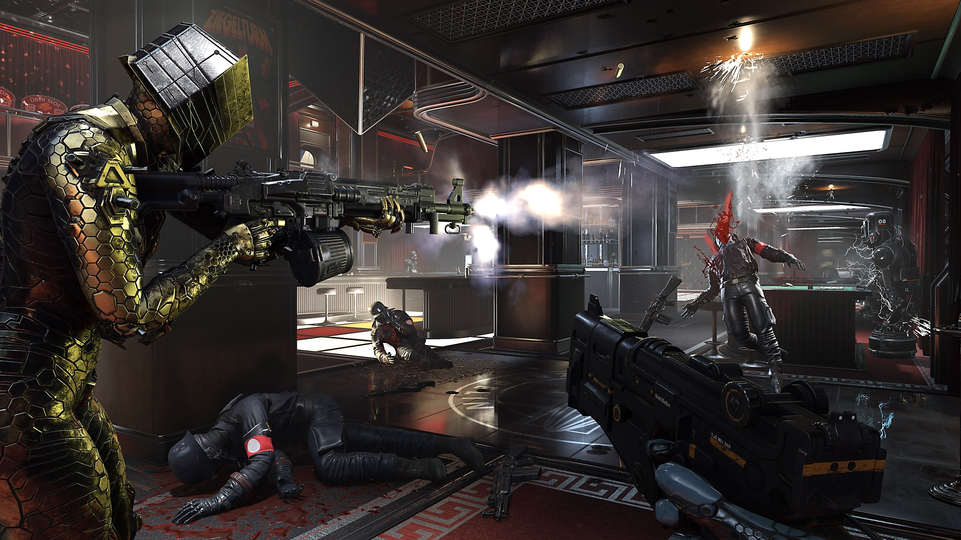 Wolfenstein: Youngblood - Screenshot