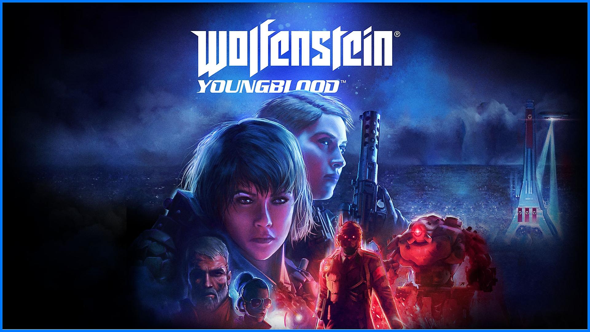 Wolfenstein: Youngblood - Officiële releasetrailer