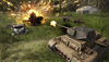 World of Tanks - gameplay screenshot