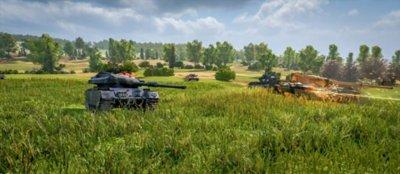 World of Tanks – snímek obrazovky