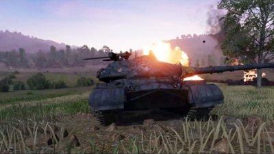 World of Tanks – skärmbild