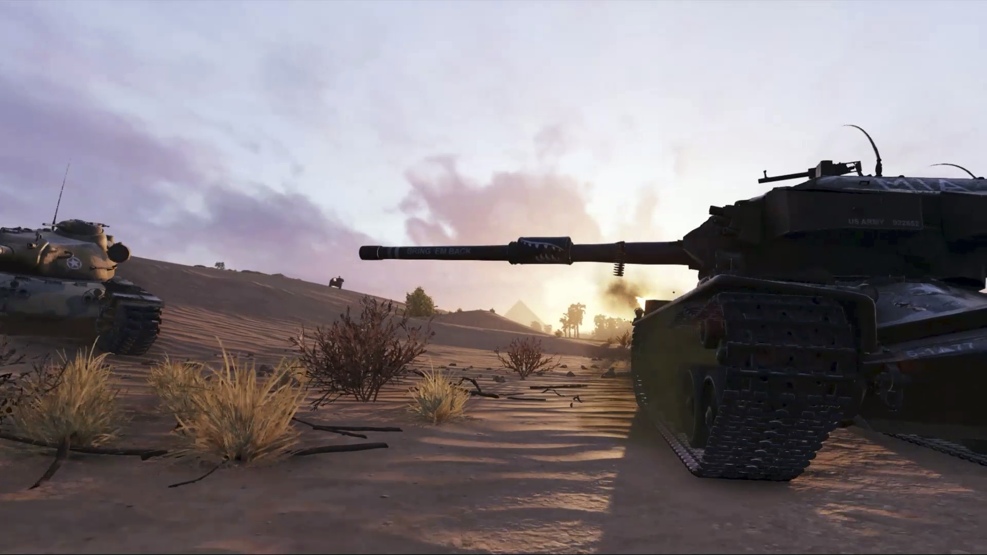 World of Tanks captura de pantalla
