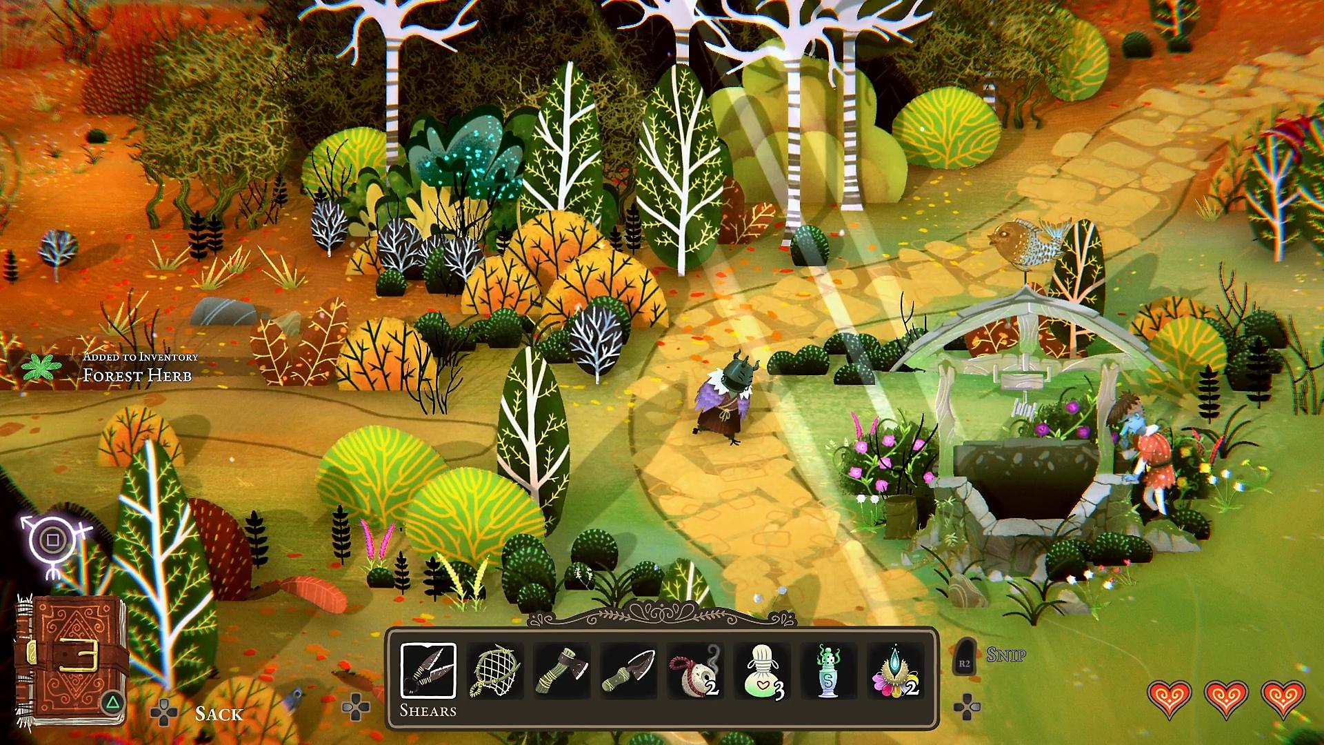 لقطة شاشة لعبة Wytchwood