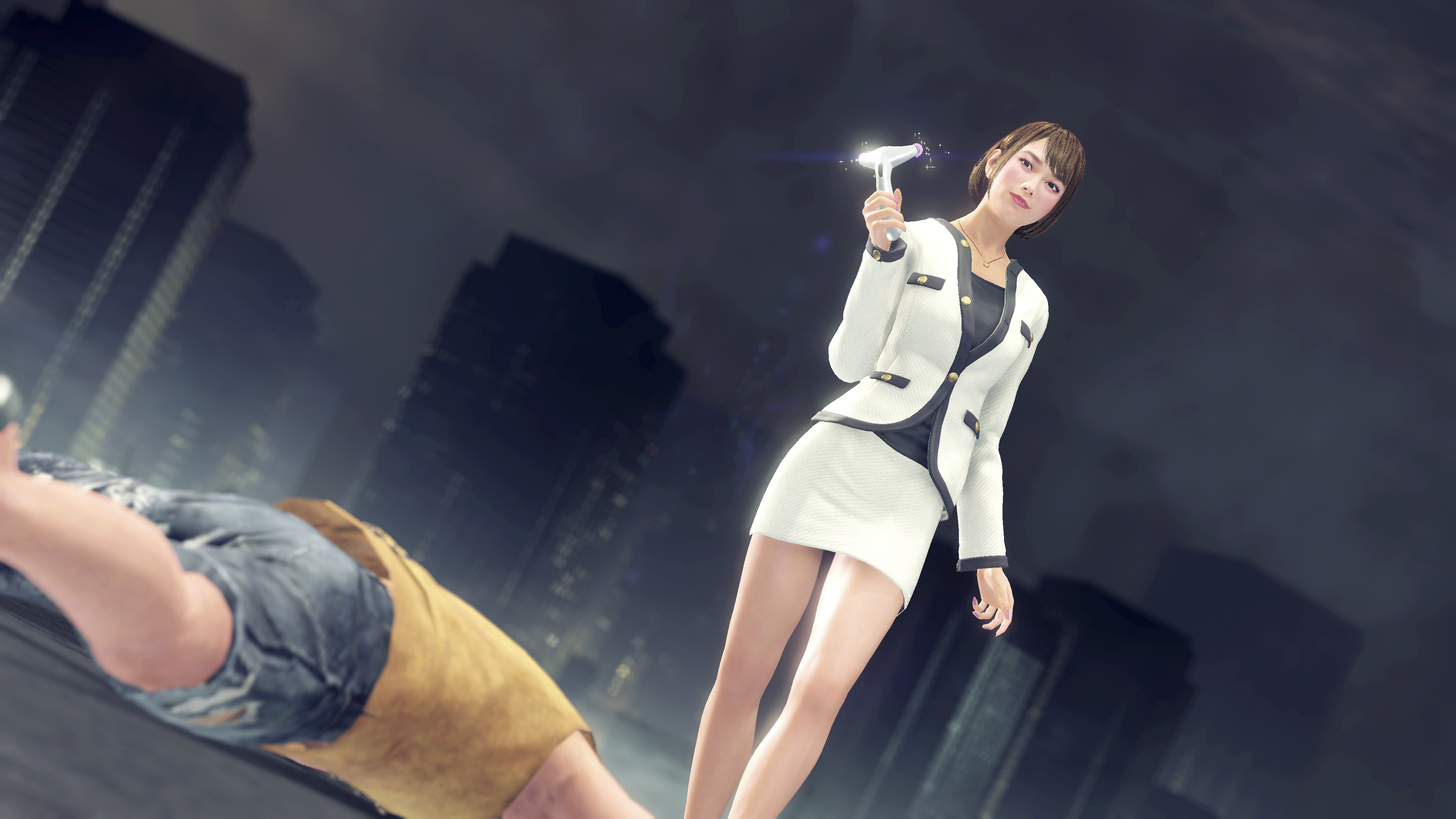 Yakuza: Like a Dragon: Saeko