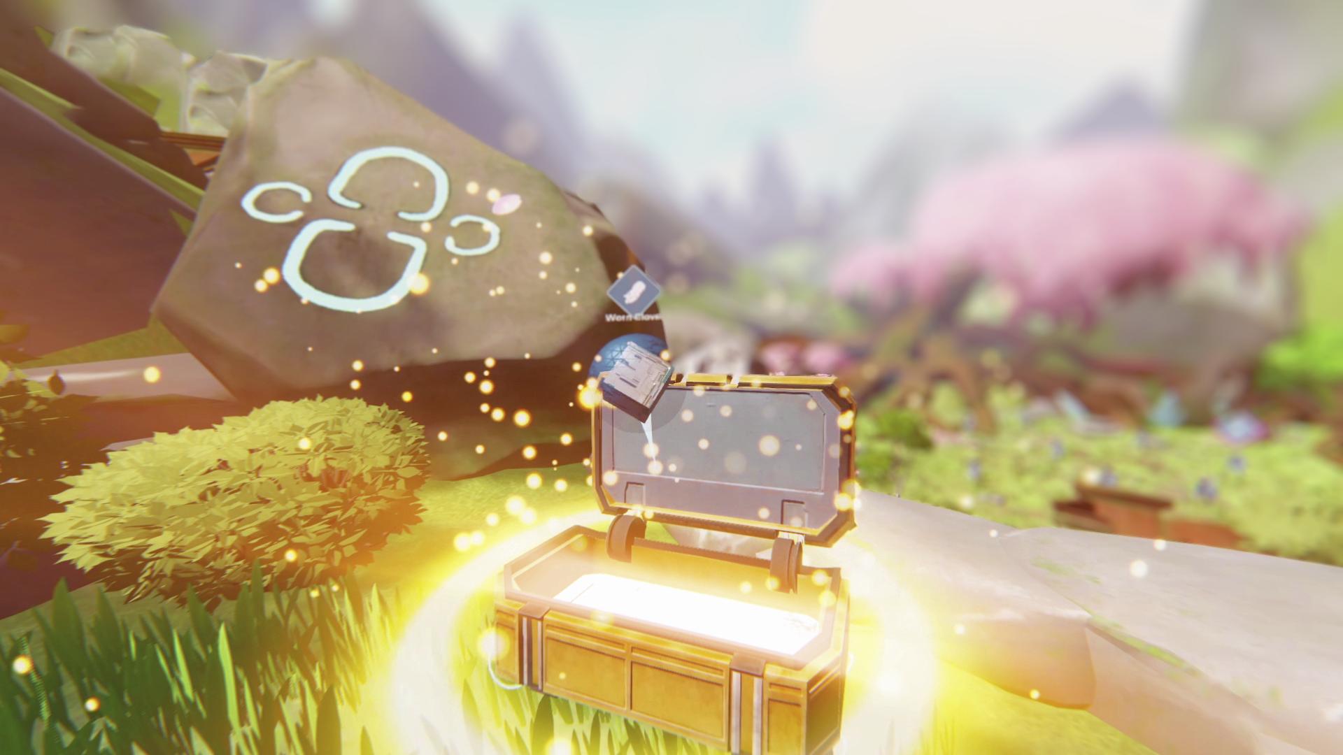Captura de pantalla de juego de Zenith en PS VR